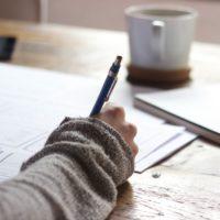 勉強・ペン
